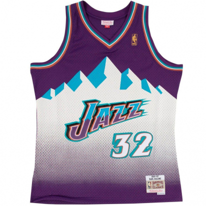 Jazz-Malone Swingman ryhmässä KORIPALLO / NBA / Swingman @ 2WIN BASKETBUTIK (FGYKMA-UTAJAZ)