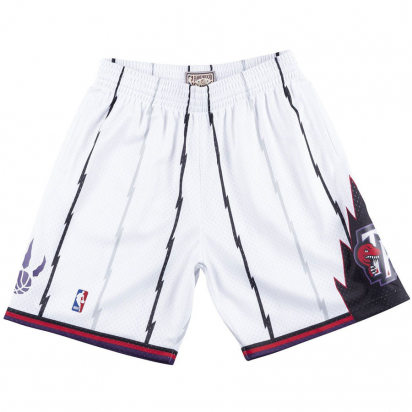 Raptors Swingman shortsit ryhmässä KORIPALLO / NBA / Shortsit @ 2WIN BASKETBUTIK (SMSHCP18154-RAPTORS)